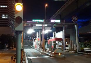 阪神高速京都線ETC 更新工事